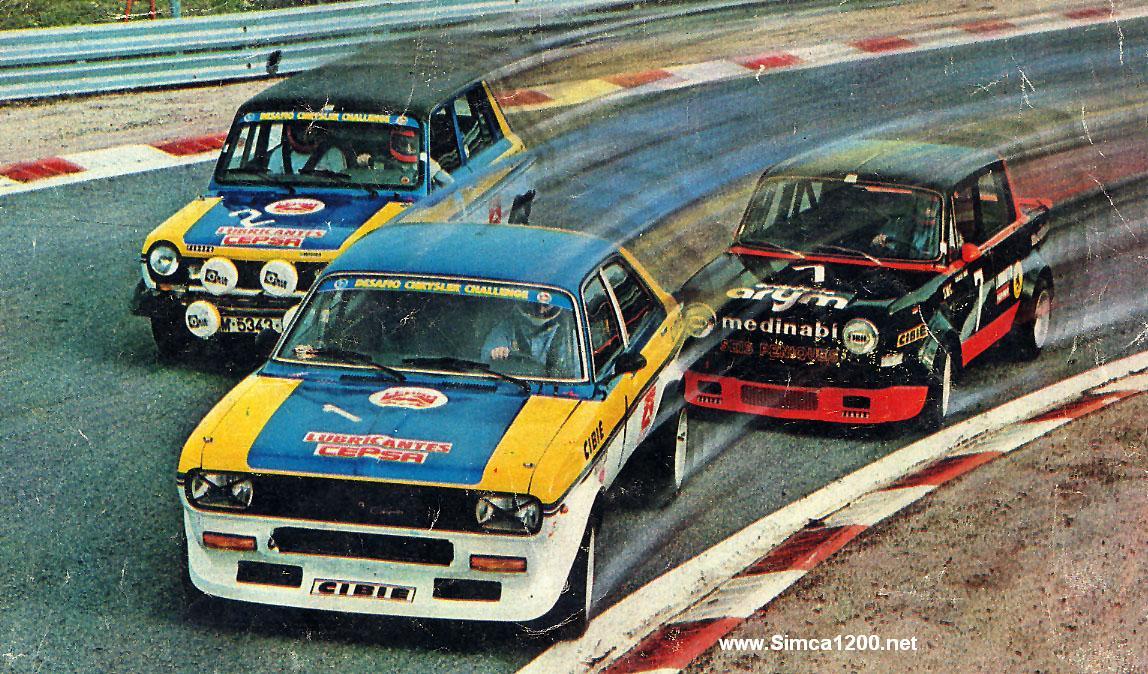 Les simca et chrysler page 4 automobiles scct for Garage seat vosges